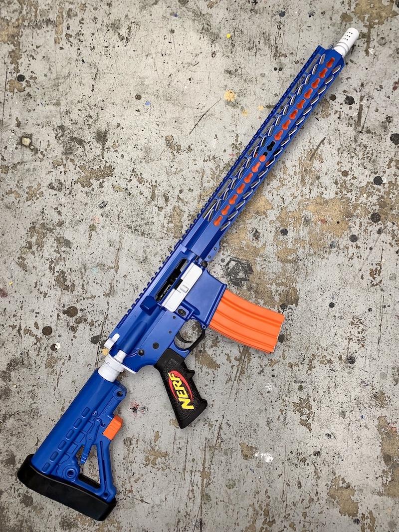 Nerf AR-1